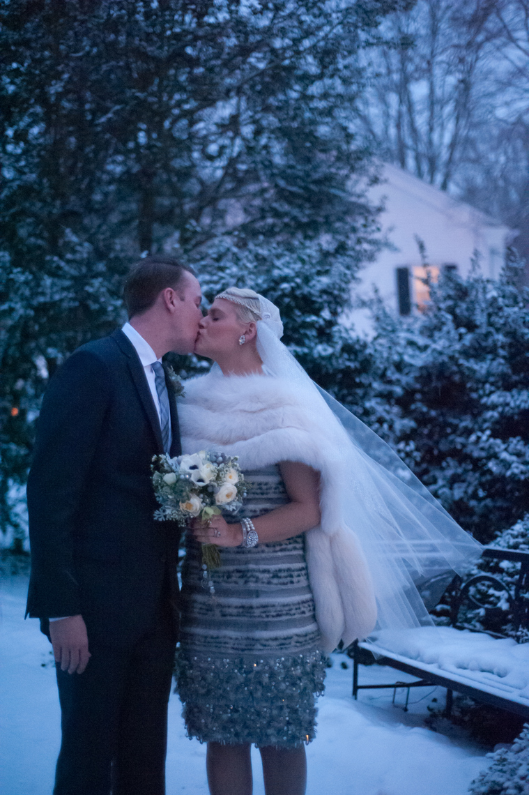 New England Winter Wedding