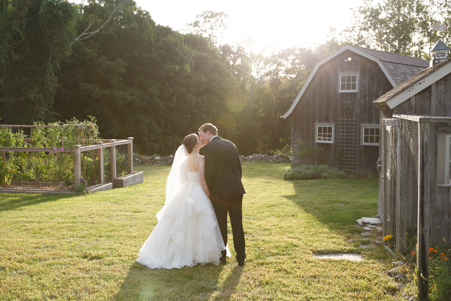 Connecticut Home Wedding