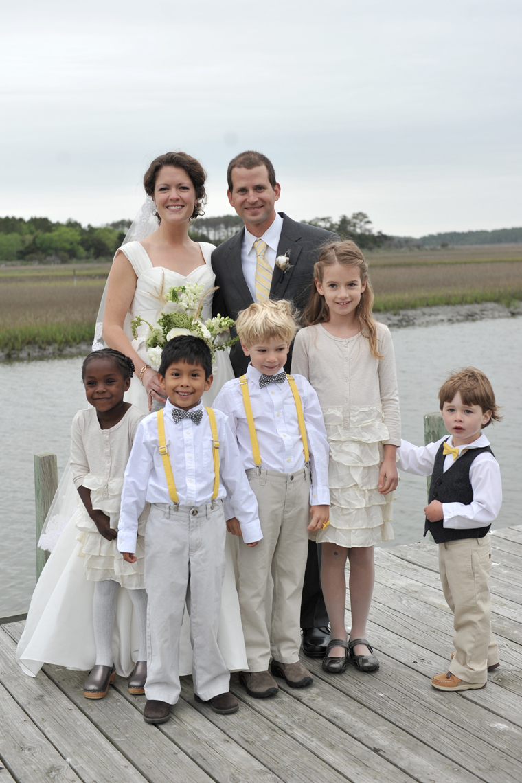 Virginia Eastern Shore Wedding
